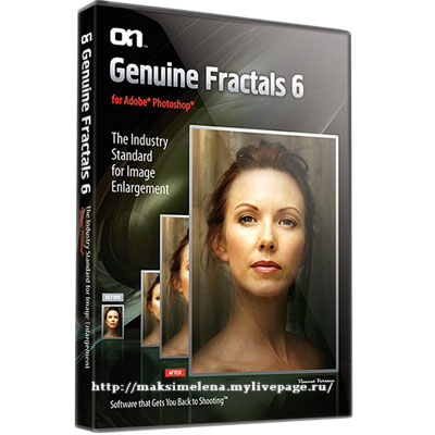 OnOne Genuine Fractals Professional Edition v6.0.7