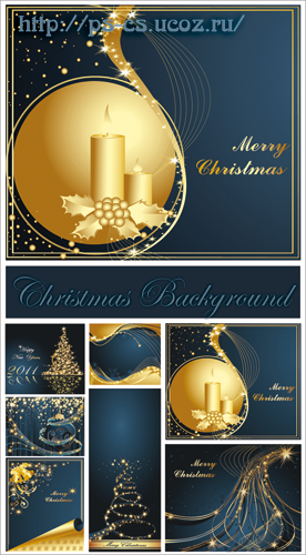 Christmas Background 1