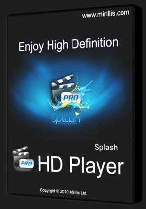 Splash PRO HD Player v 1.9.0 ML/Rus + Portable
