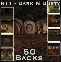Dark N Dusty - Backs 1 u 2