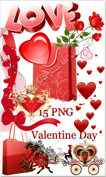 Valentine Day PNG