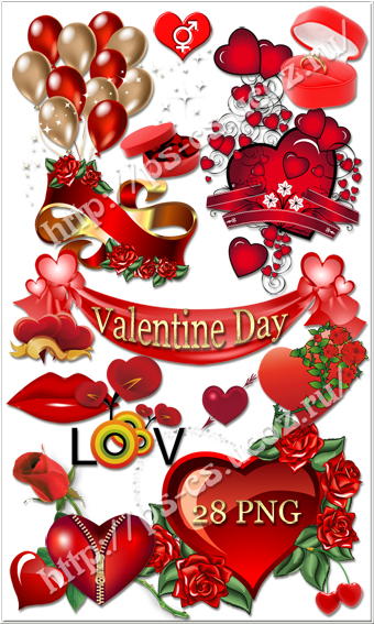 Valentine Day 28PNG