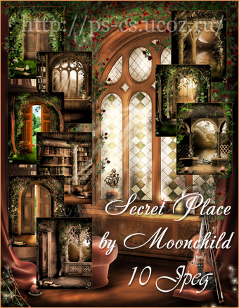 Secret Place by Moonchild